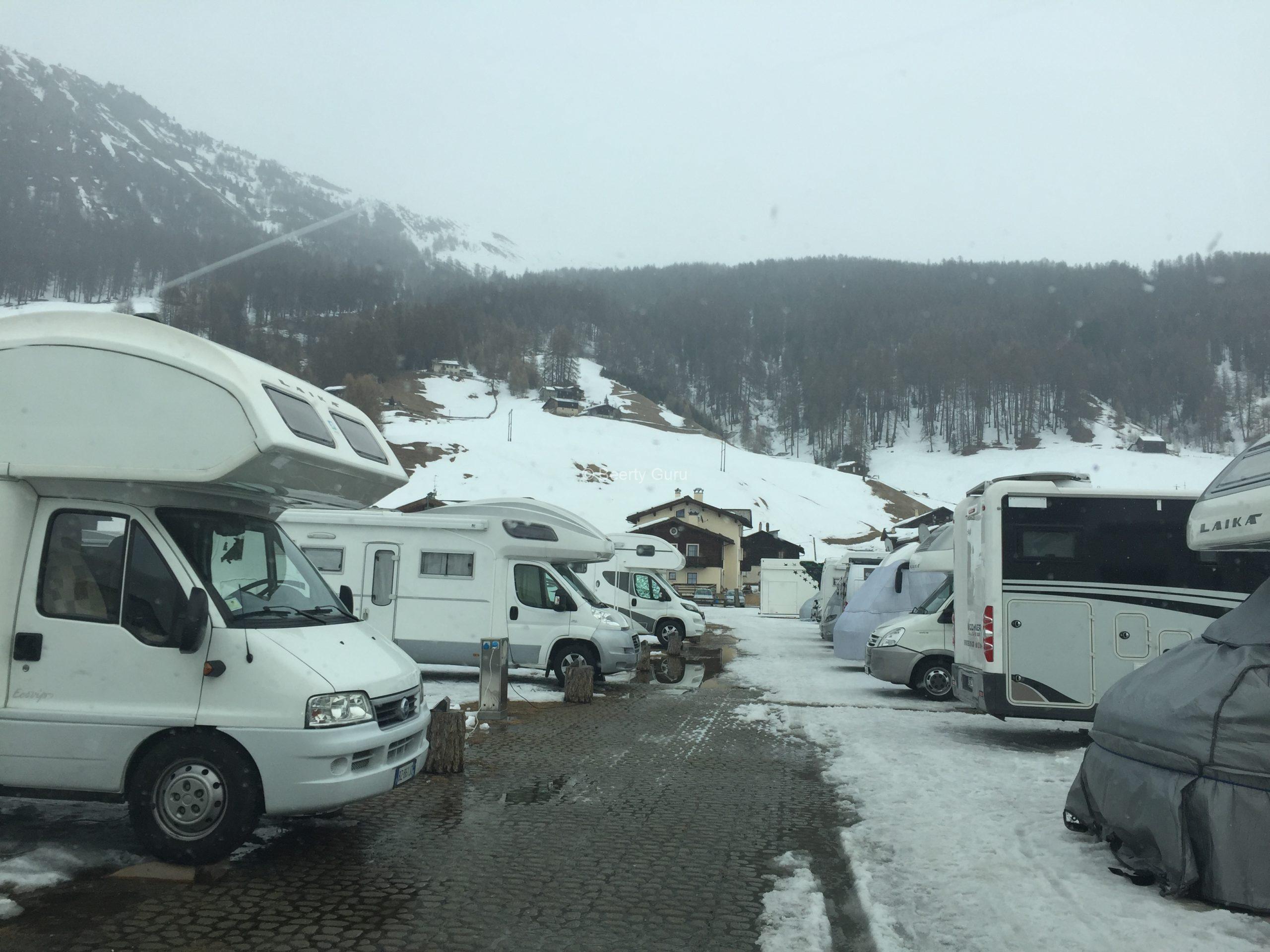 Doložnosť karavanu a vodičšké preukazy