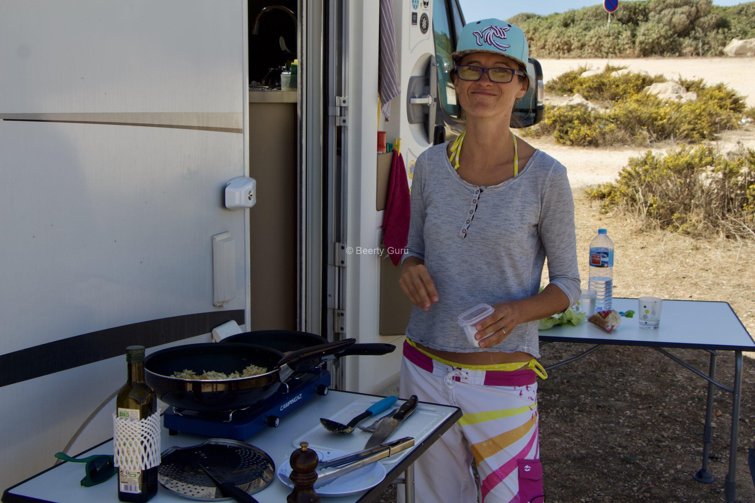 Bývanie v karavane