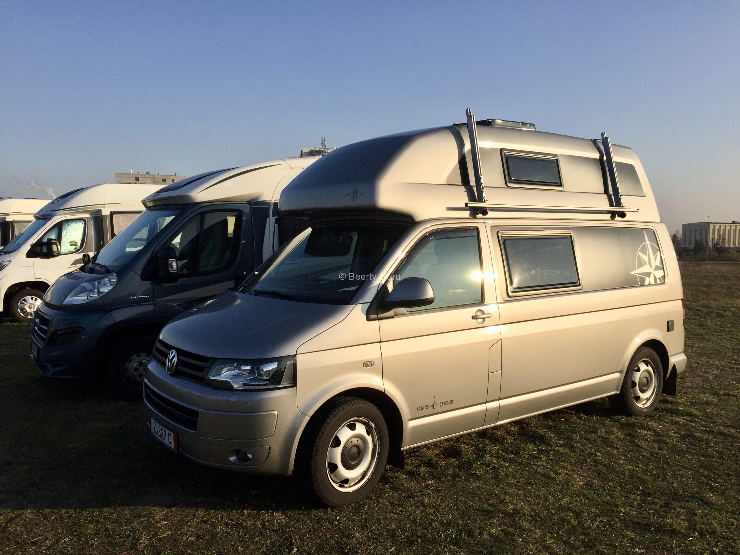 Individuálny dovoz karavanu alebo dodávky z EÚ a prihlásenie